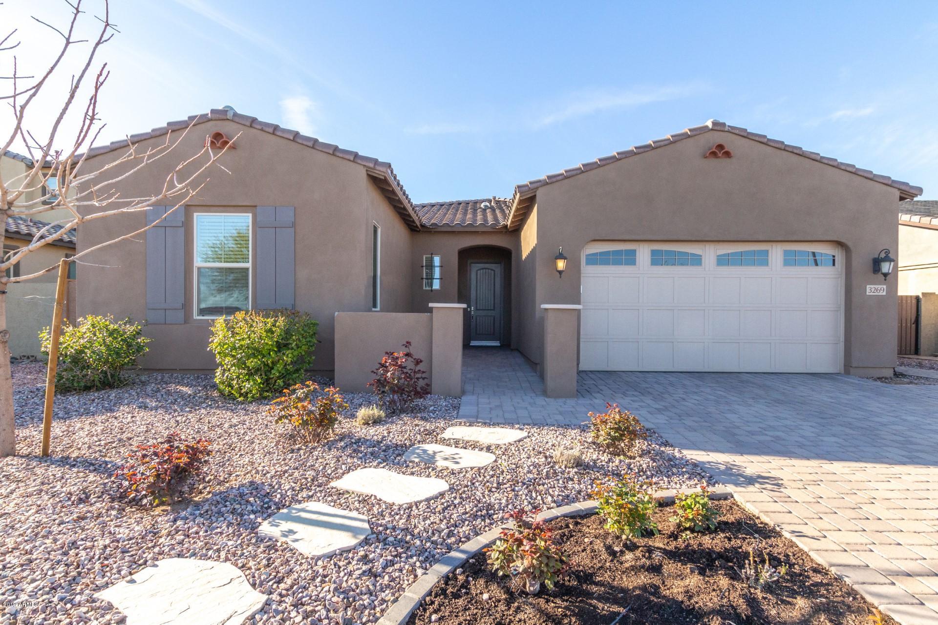 Photo of 3269 E IRONSIDE Lane, Gilbert, AZ 85298