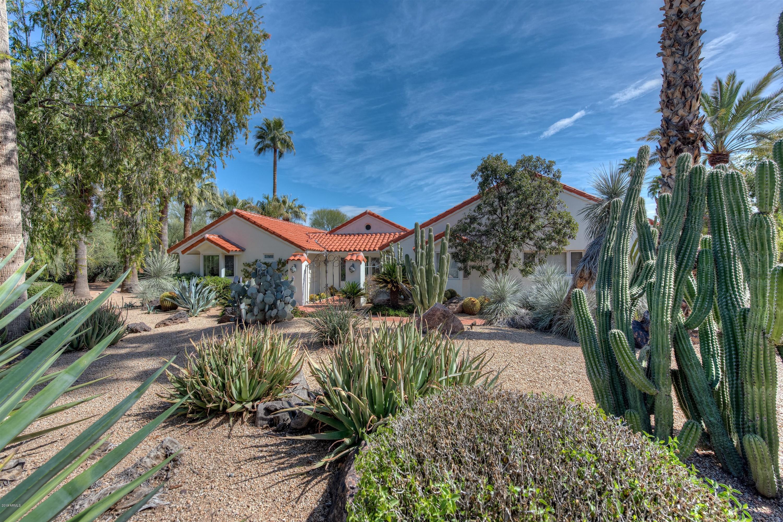 Photo of 5201 N KASBA Circle, Paradise Valley, AZ 85253