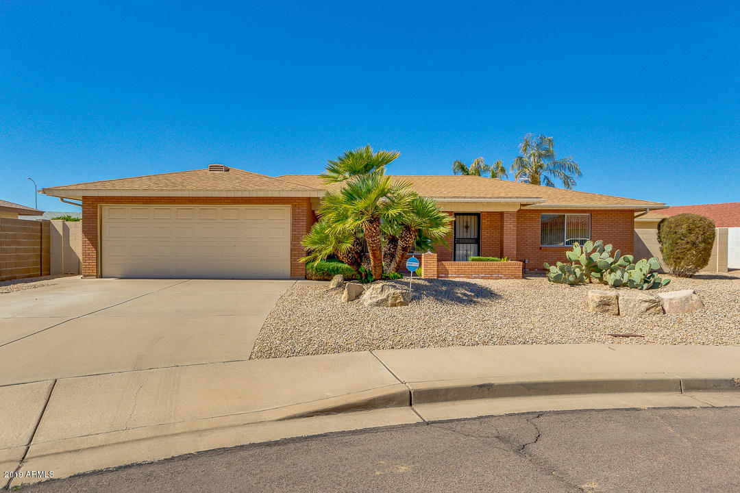 Photo of 2544 S PEONIE Circle, Mesa, AZ 85209