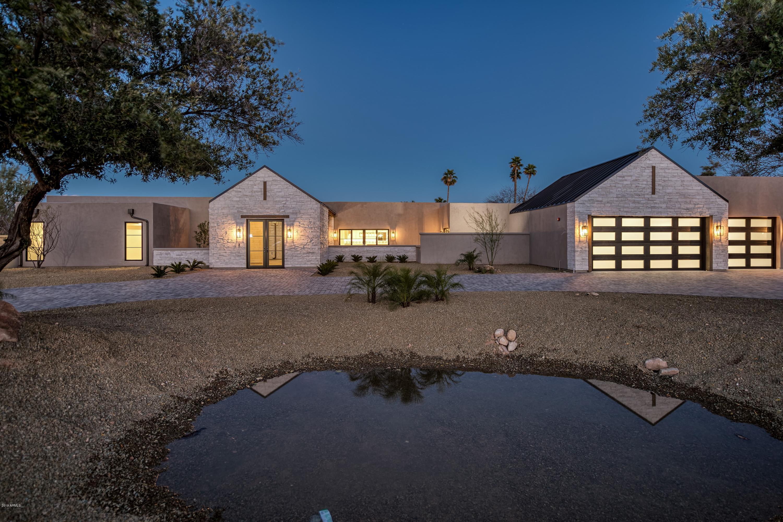 Photo of 5345 E ORCHID Lane, Paradise Valley, AZ 85253