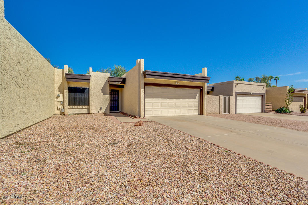Photo of 848 W RICE Drive, Tempe, AZ 85283