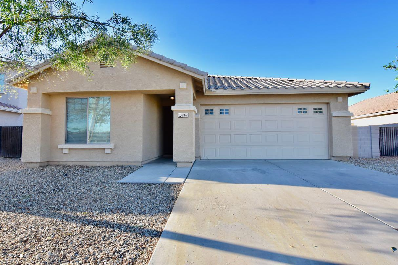 Photo of 16747 W Desert Bloom Street, Goodyear, AZ 85338