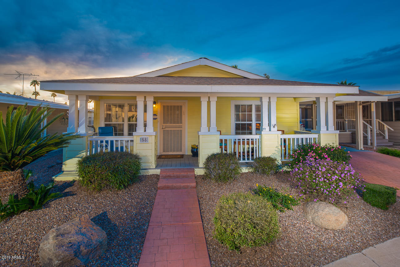 Photo of 16814 N Canterbury Drive #58, Phoenix, AZ 85023