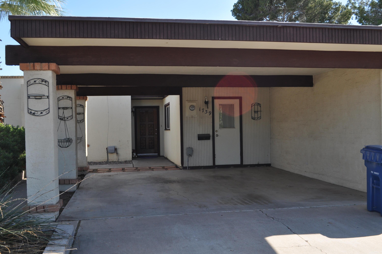 Photo of 1739 E GAYLON Drive, Tempe, AZ 85282