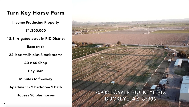 MLS 5898119 20908 W LOWER BUCKEYE Road, Buckeye, AZ 85326 Buckeye AZ Eco-Friendly