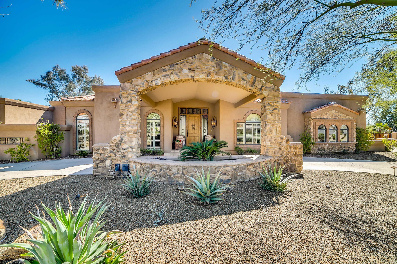 6601 E Caron Drive, Paradise Valley AZ 85253