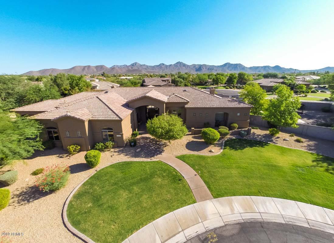 Photo of 12142 E SAN VICTOR Drive, Scottsdale, AZ 85259