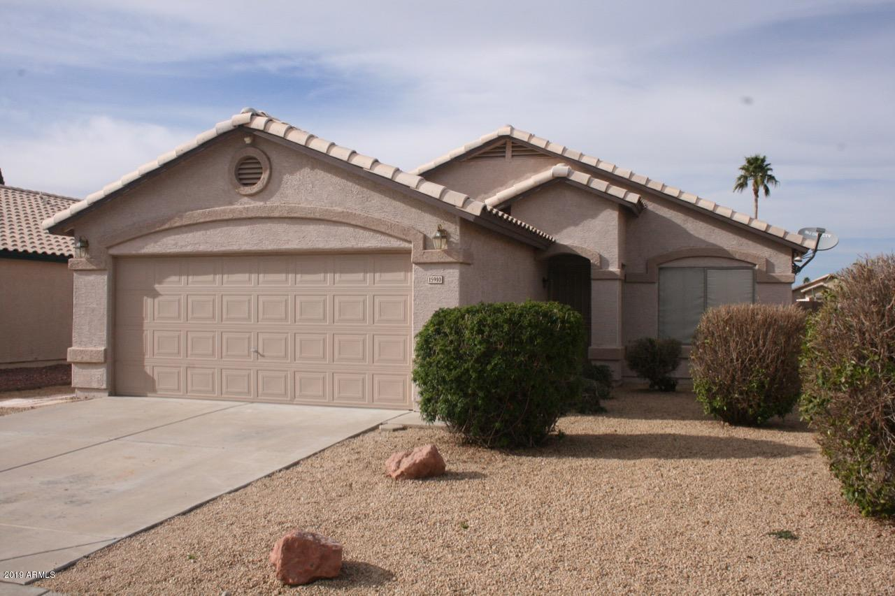 Photo of 15910 W YOUNG Street, Surprise, AZ 85374