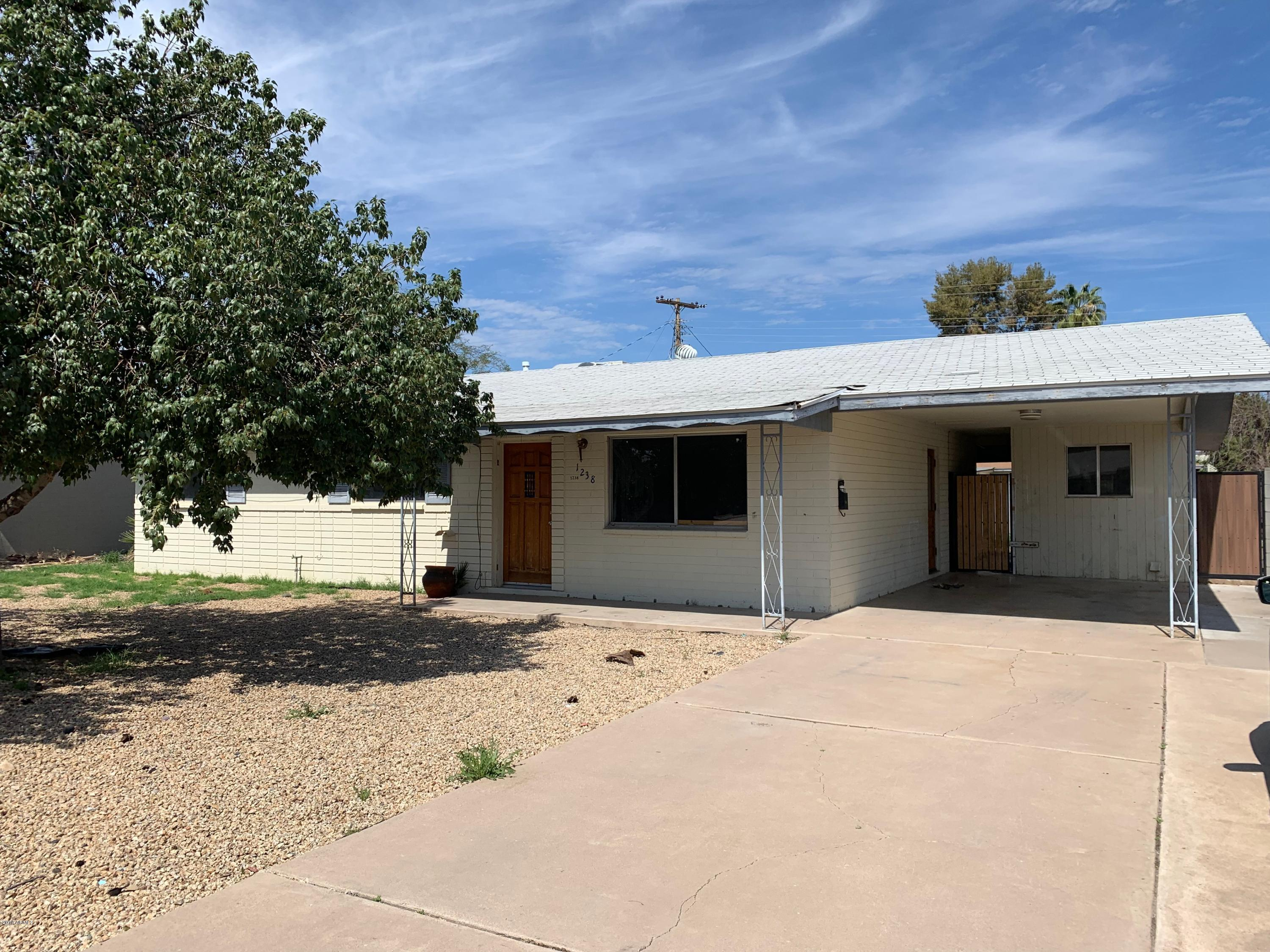 Photo of 1238 W LAIRD Street, Tempe, AZ 85281