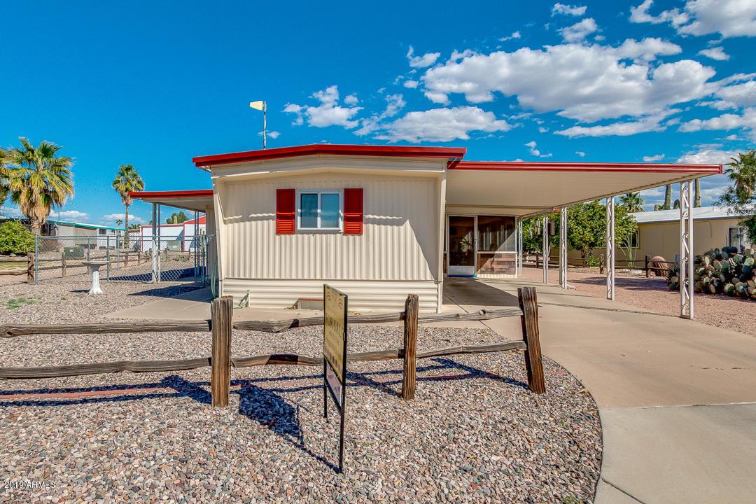 Photo of 3611 N NORTH DAKOTA Avenue, Florence, AZ 85132