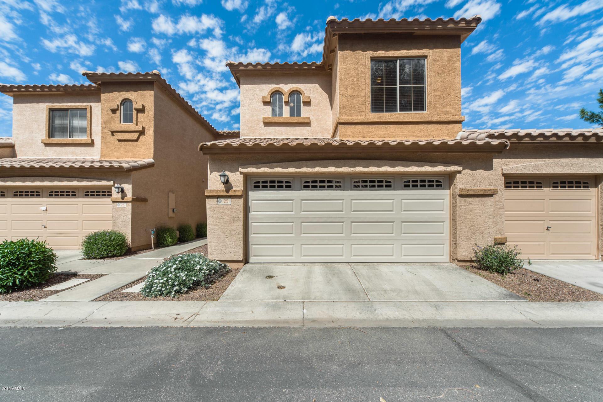 Photo of 2600 E SPRINGFIELD Place #25, Chandler, AZ 85286