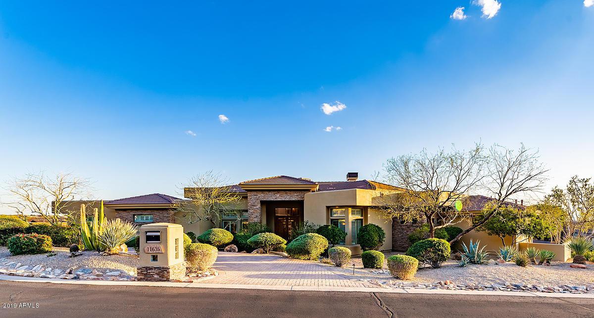 11635 E SWEETWATER Avenue, Scottsdale AZ 85259