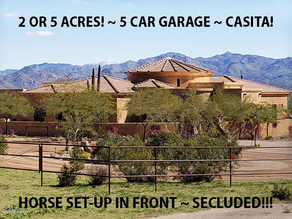 17140 E RedBird Road, Scottsdale AZ 85262