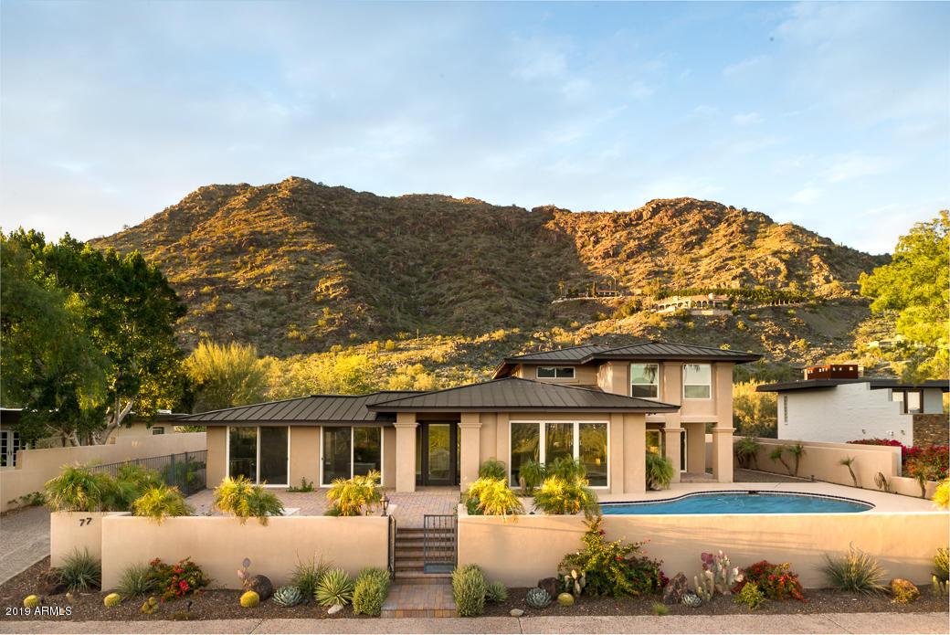 Photo of 5434 E LINCOLN Drive #77, Paradise Valley, AZ 85253