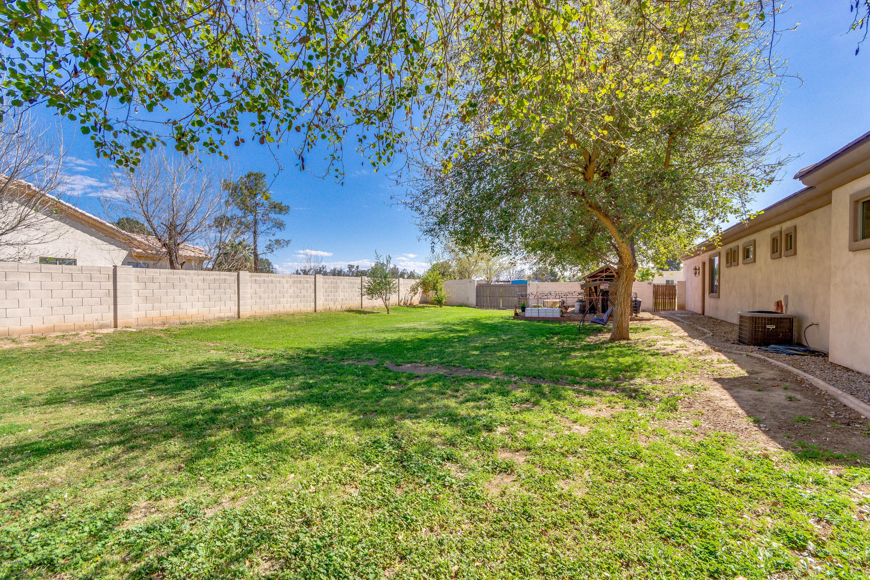 MLS 5900252 12416 E VIA DE ARBOLES --, Chandler, AZ Chandler Horse Property for Sale