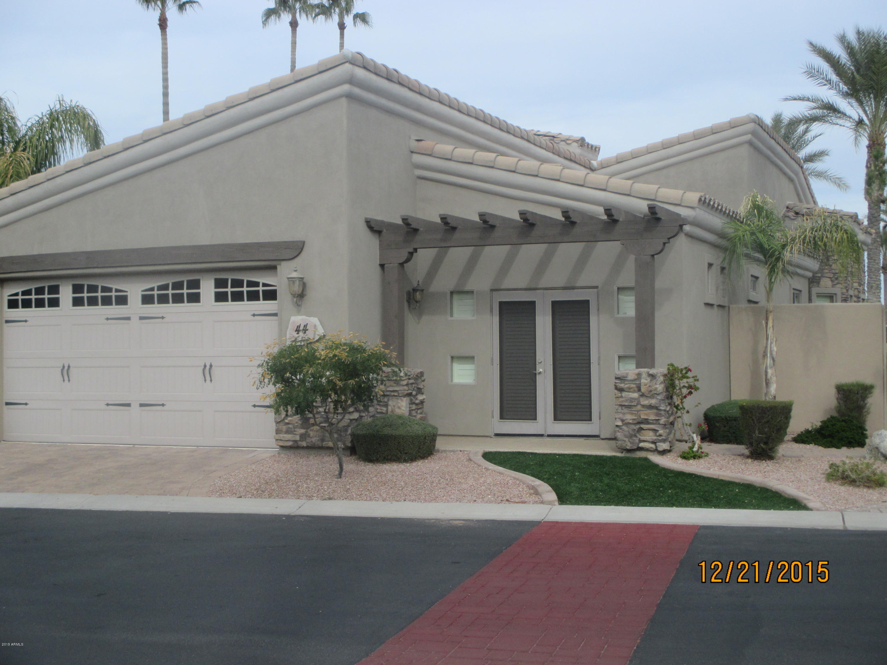 Photo of 6202 E MCKELLIPS Road #44, Mesa, AZ 85215