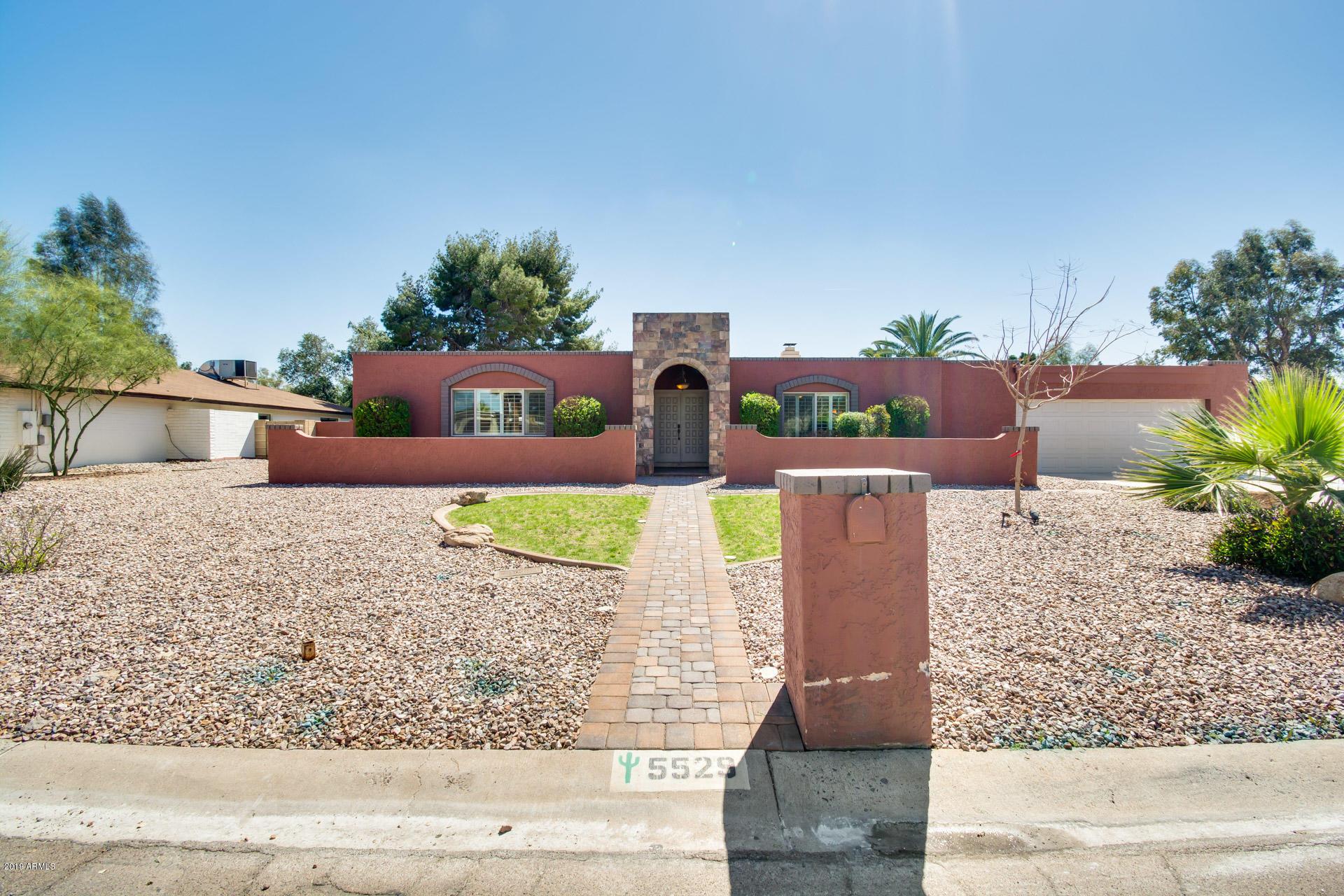 5529 E DAHLIA Drive, Scottsdale AZ 85254