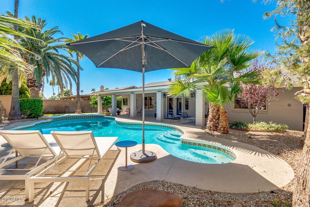 7611 N VIA DE LOS NINOS --, Scottsdale AZ 85258