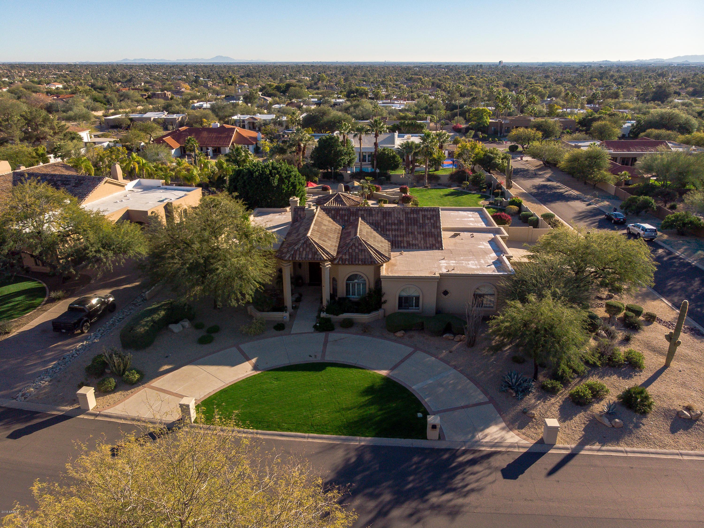 10541 E WINDROSE Drive, Scottsdale AZ 85259