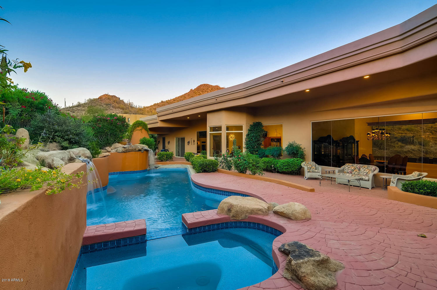 MLS 5901433 11510 E BLACK ROCK Road, Scottsdale, AZ 85255 Scottsdale AZ Private Pool
