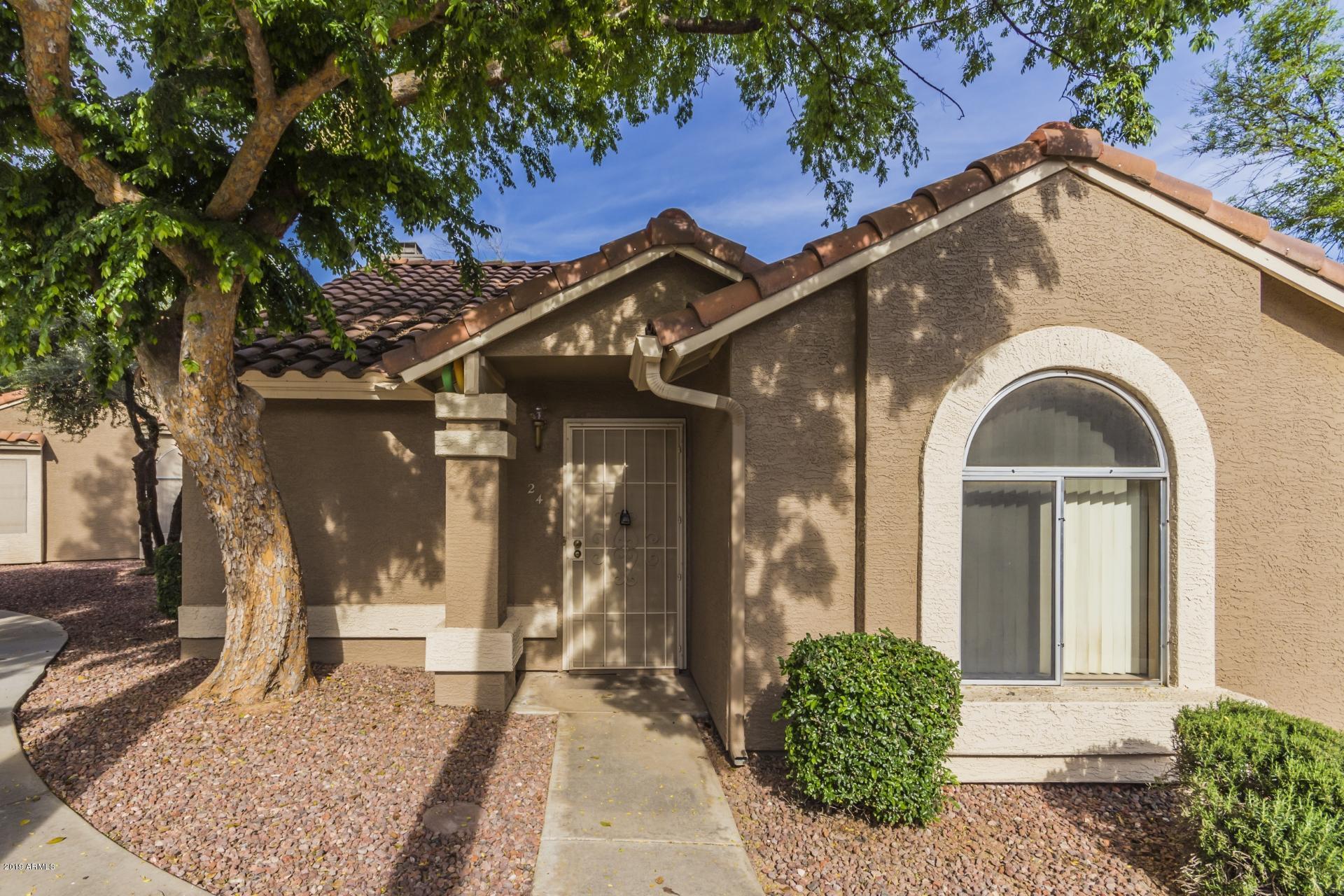 Photo of 7040 W OLIVE Avenue #24, Peoria, AZ 85345