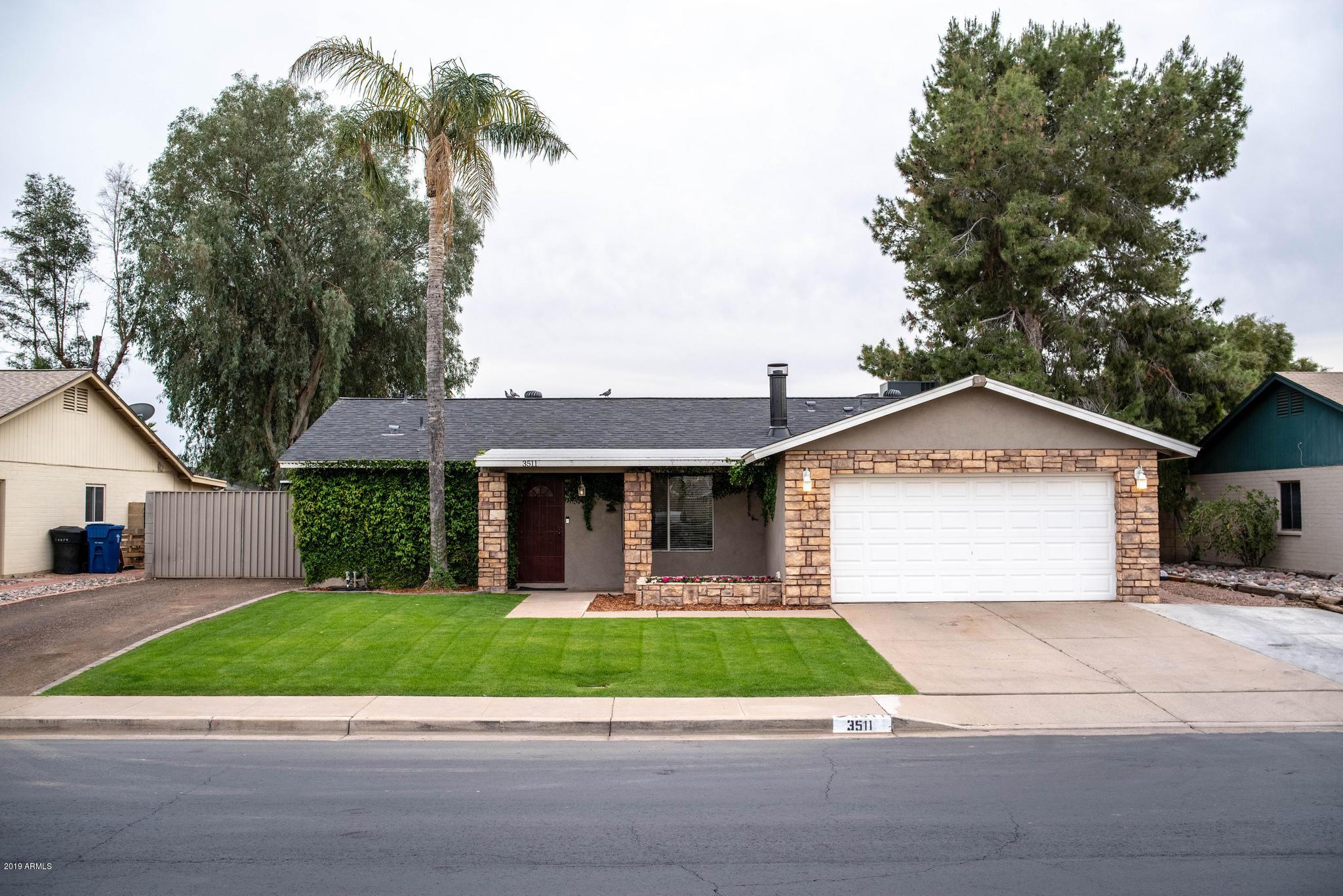 Photo of 3511 E EMELITA Avenue, Mesa, AZ 85204