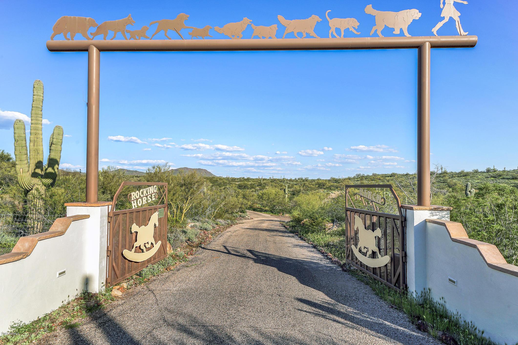 Photo of 28331 W ROCKING HORSE Lane, Morristown, AZ 85342