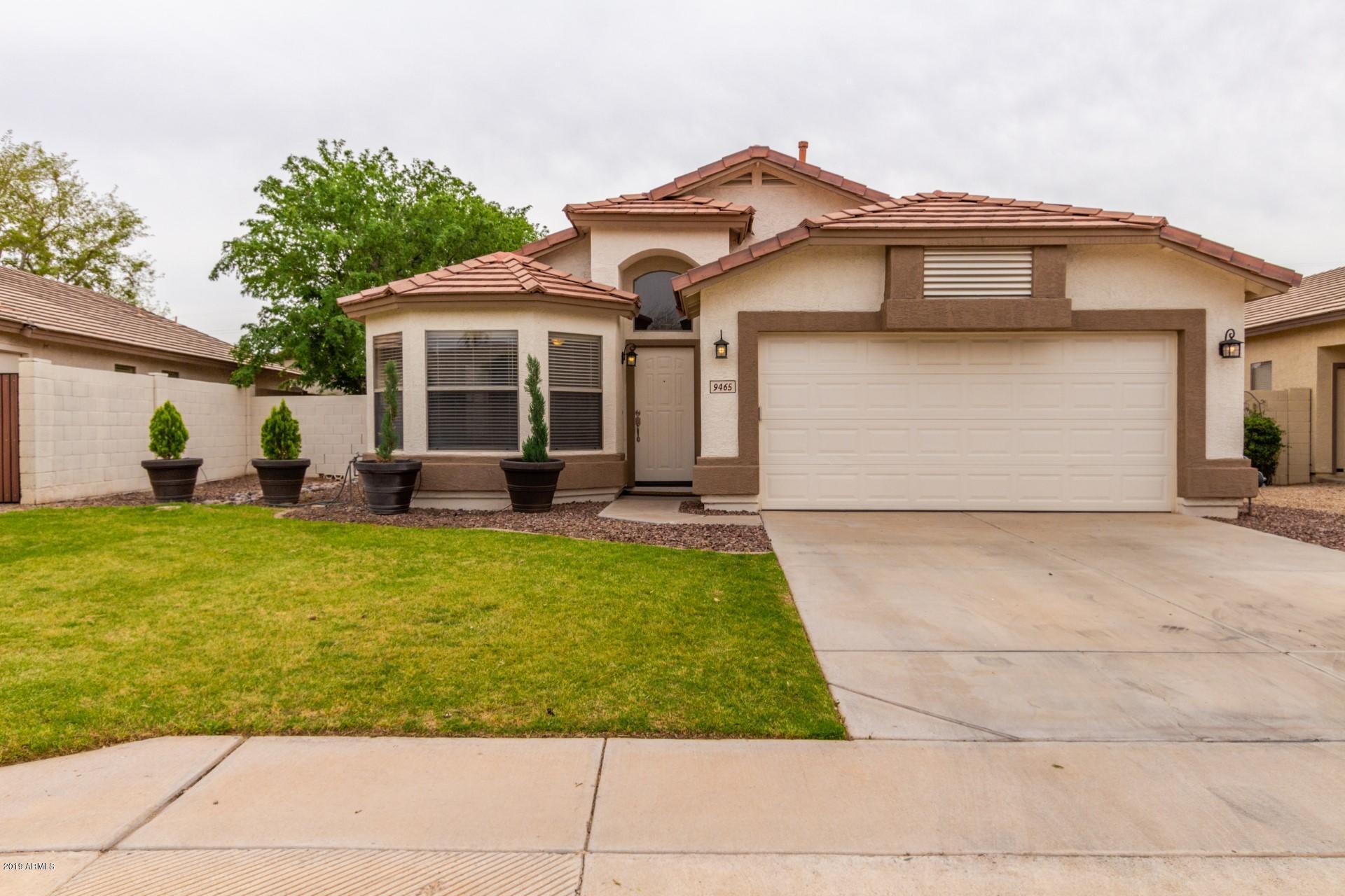 Photo of 9465 E PAMPA Avenue, Mesa, AZ 85212