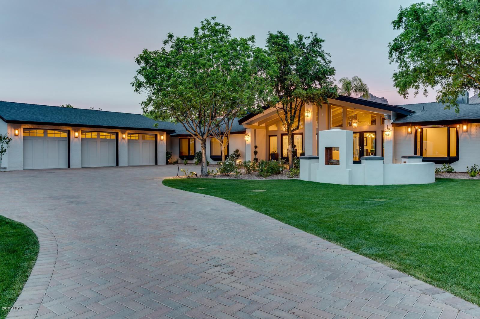 MLS 5903824 4614 E LAFAYETTE Boulevard, Phoenix, AZ 85018 Phoenix AZ 5 or More Bedroom
