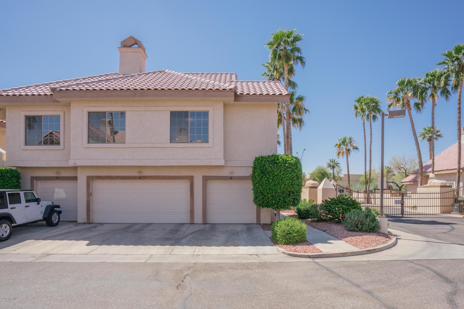 Photo of 2801 N LITCHFIELD Road #38, Goodyear, AZ 85395