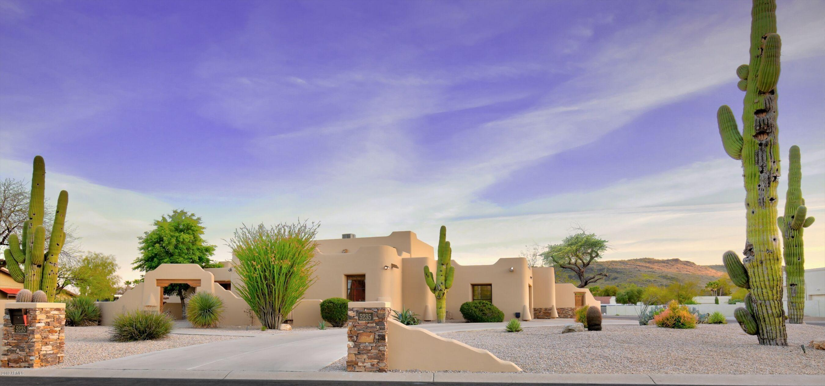 Photo of 5235 W SOFT WIND Drive, Glendale, AZ 85310