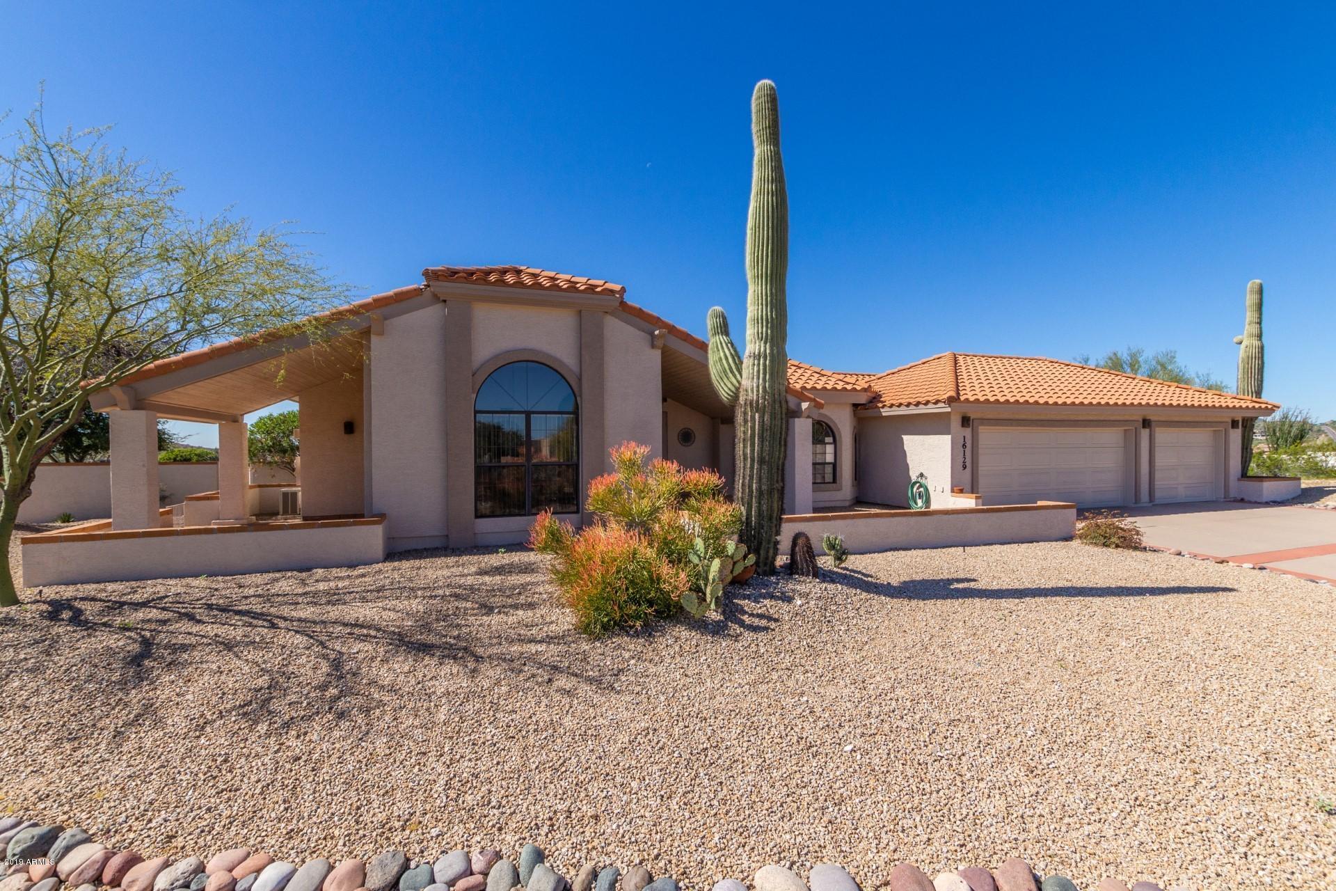 Photo of 16129 E TREVINO Drive, Fountain Hills, AZ 85268