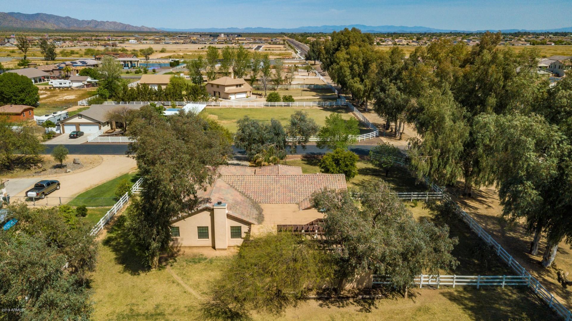 MLS 5907625 18707 W ELM Street, Litchfield Park, AZ Litchfield Park Horse Property for Sale