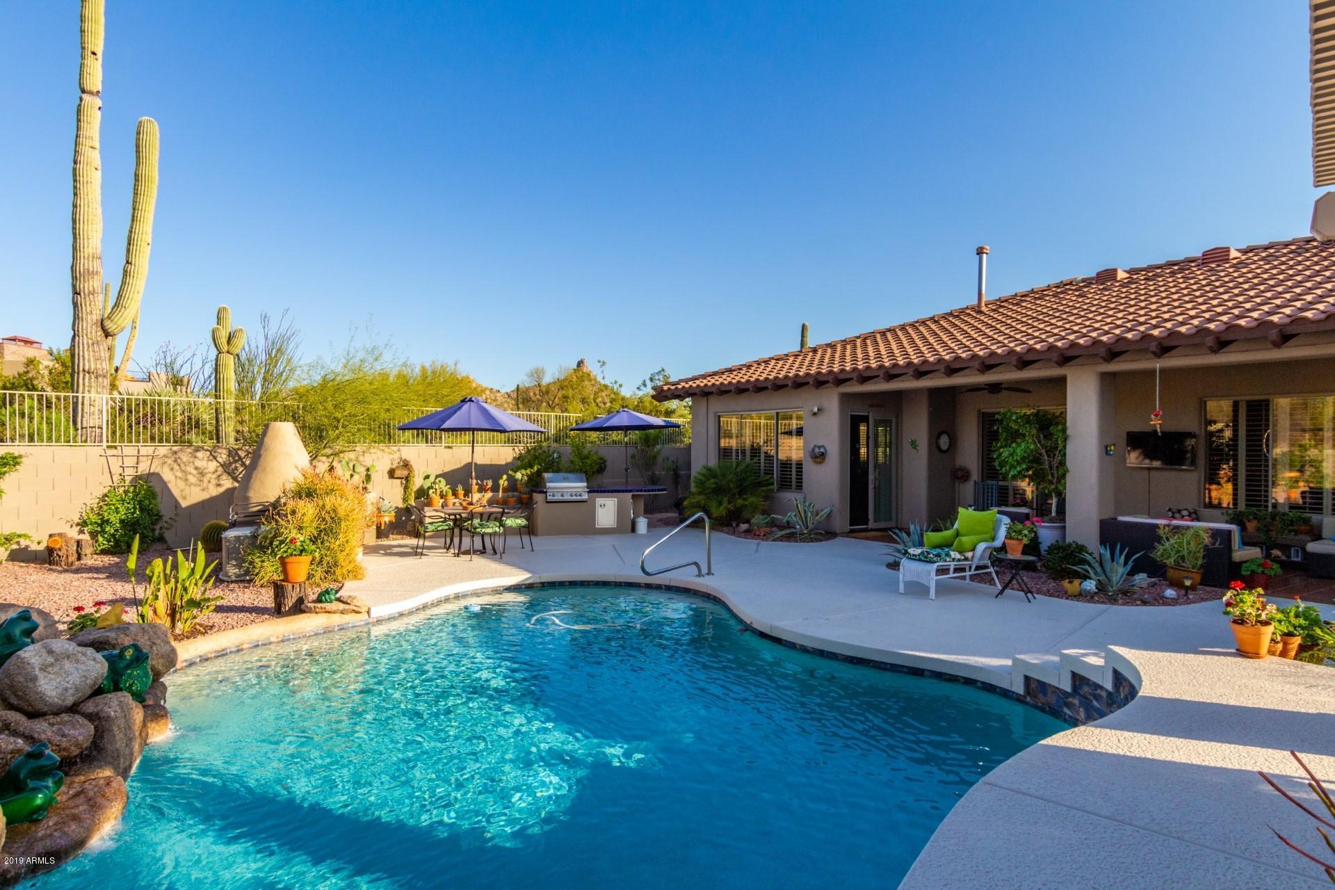 Photo of 9442 E GAMBLE Lane, Scottsdale, AZ 85262