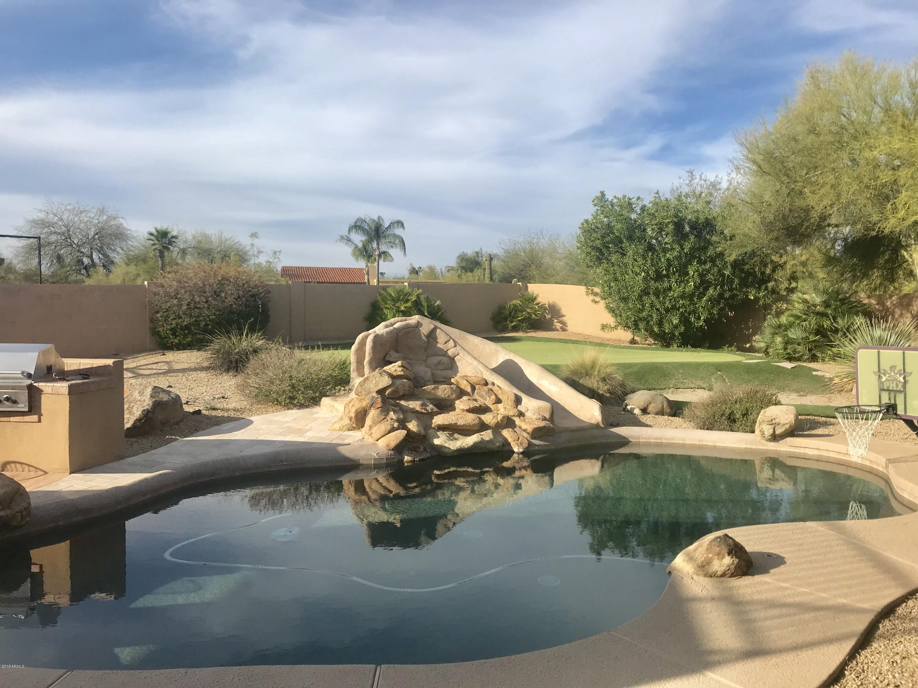 MLS 5905607 23444 N 82ND Street, Scottsdale, AZ 85255 Scottsdale AZ Pinnacle Peak Estates