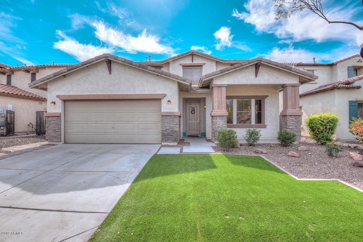 Photo of 12643 W ASHBY Drive, Peoria, AZ 85383