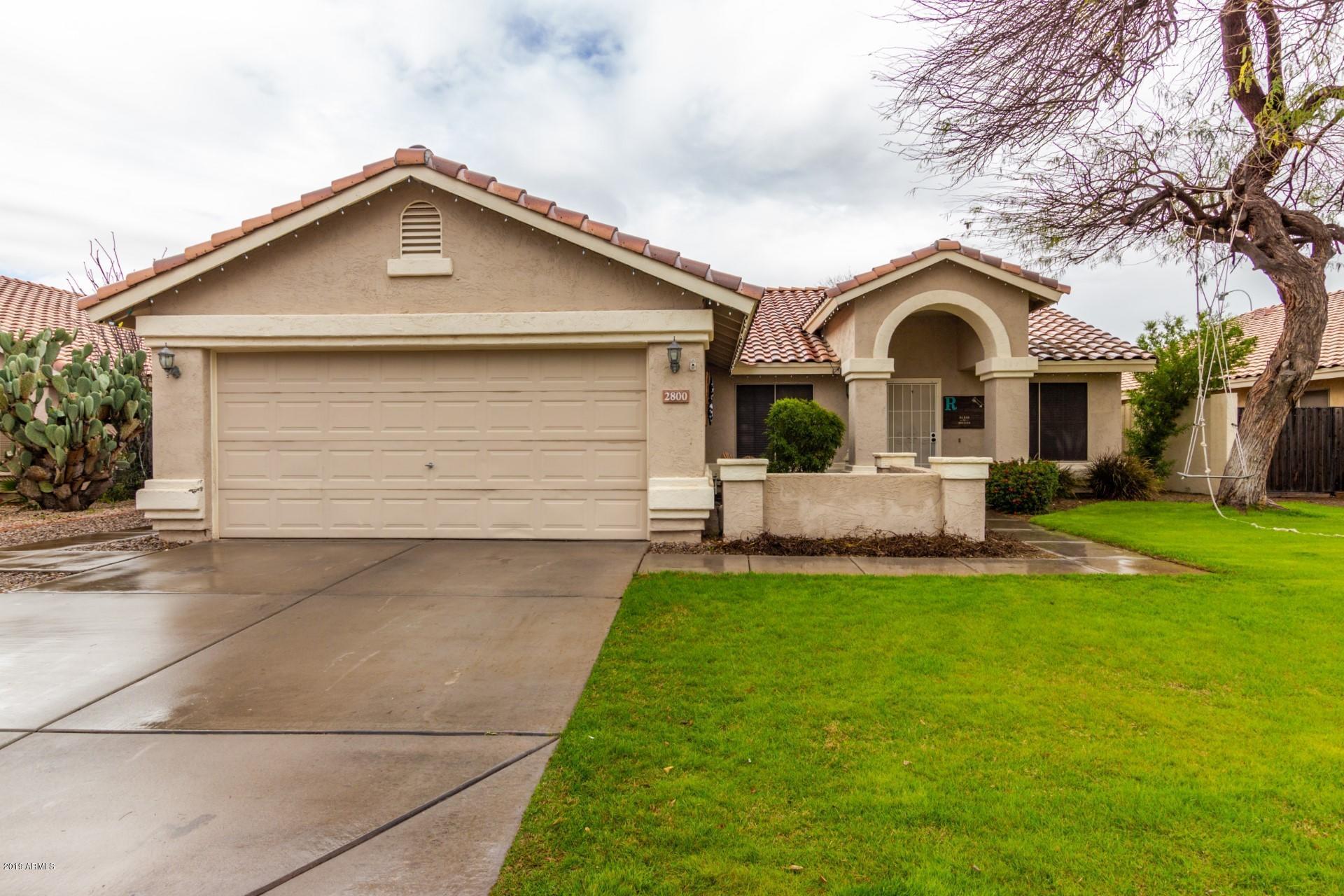 Photo of 2800 S LOS ALTOS Place, Chandler, AZ 85286