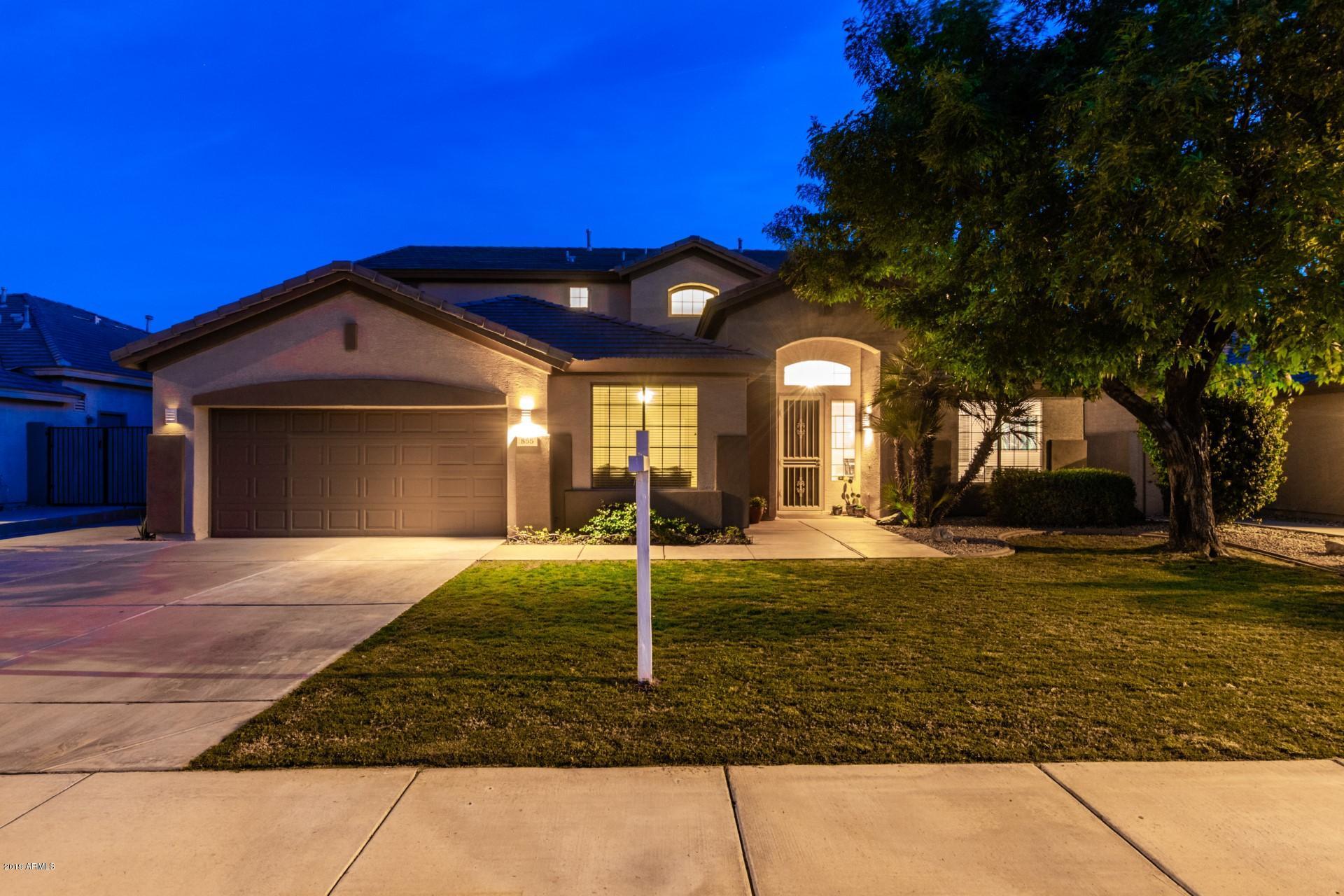 MLS 5906207 855 E TYSON Court, Gilbert, AZ Gilbert AZ Lindsay Estates