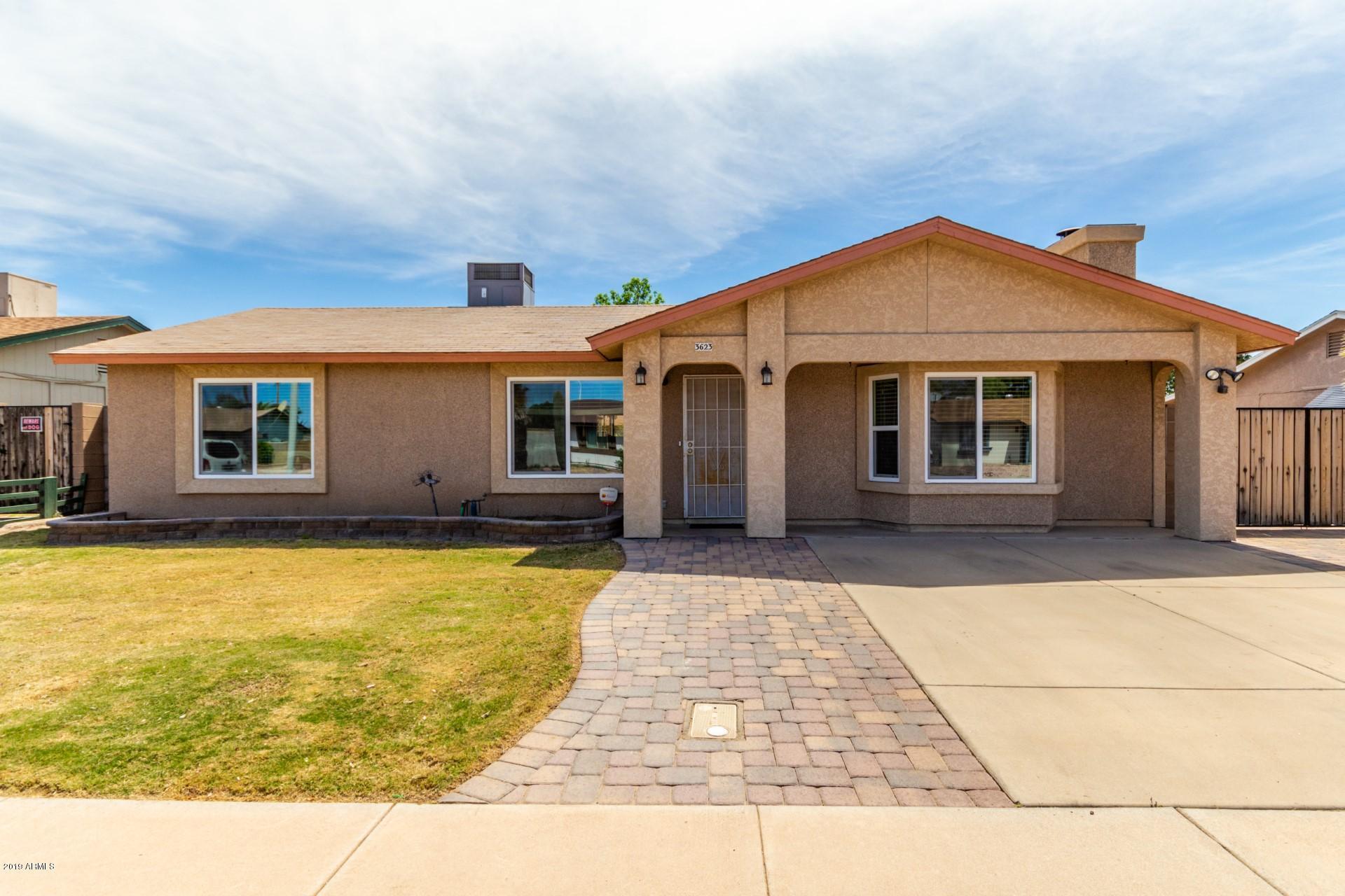 Photo of 3623 W TULSA Street, Chandler, AZ 85226