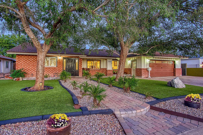 Photo of 3415 N 45TH Place, Phoenix, AZ 85018