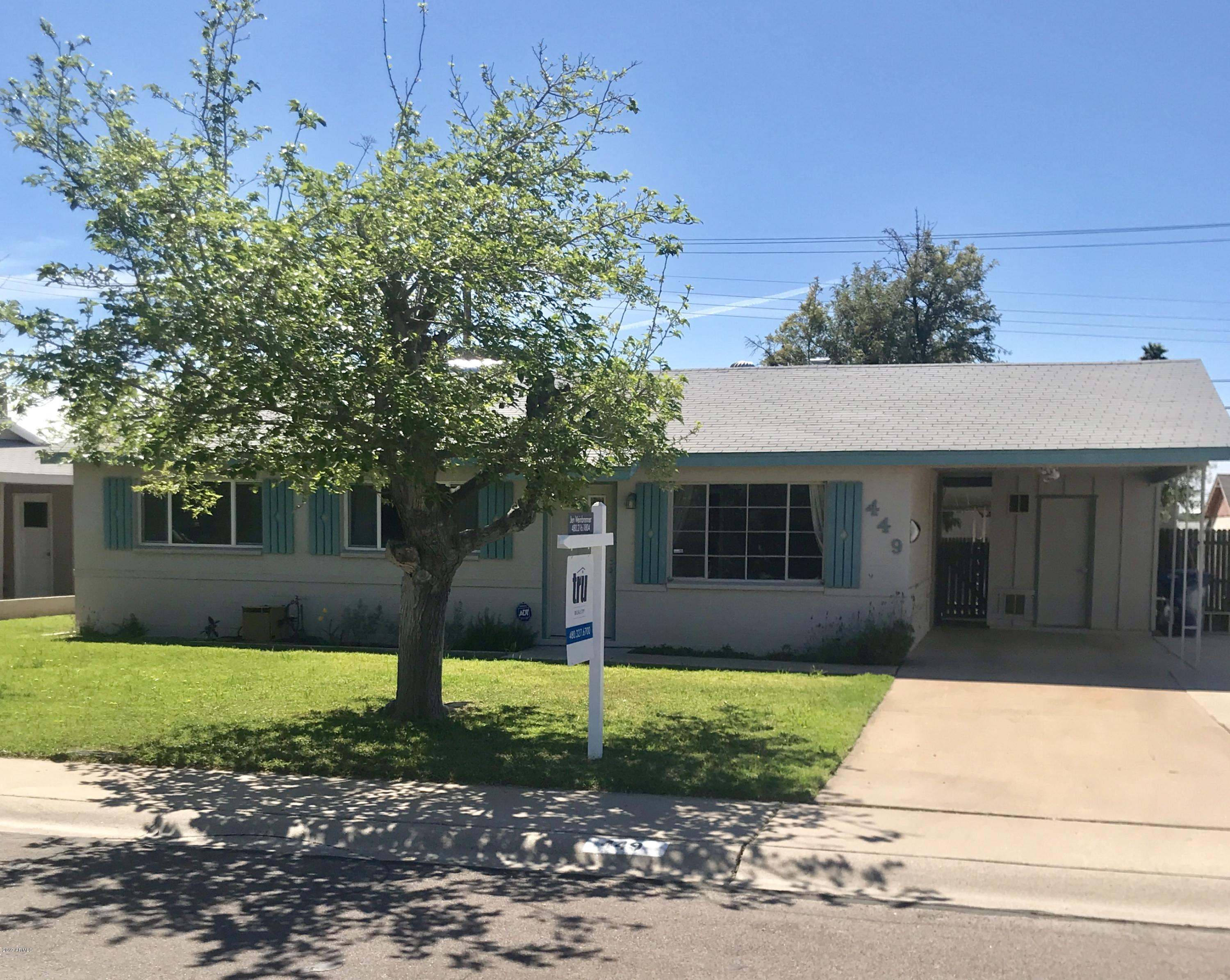 Photo of 449 E PIERCE Street, Tempe, AZ 85281