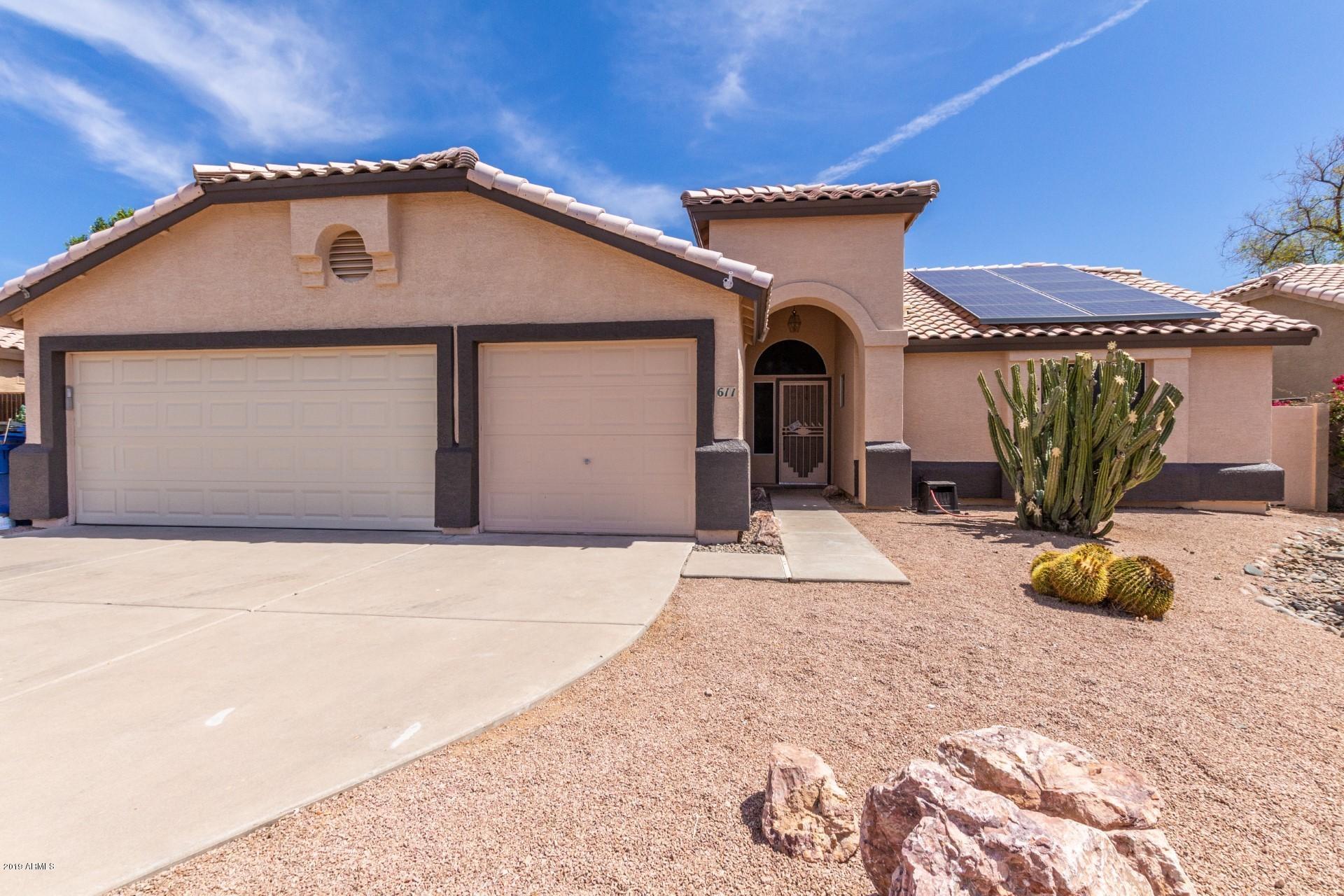 Photo of 611 N VISTA DEL SOL Street, Mesa, AZ 85207
