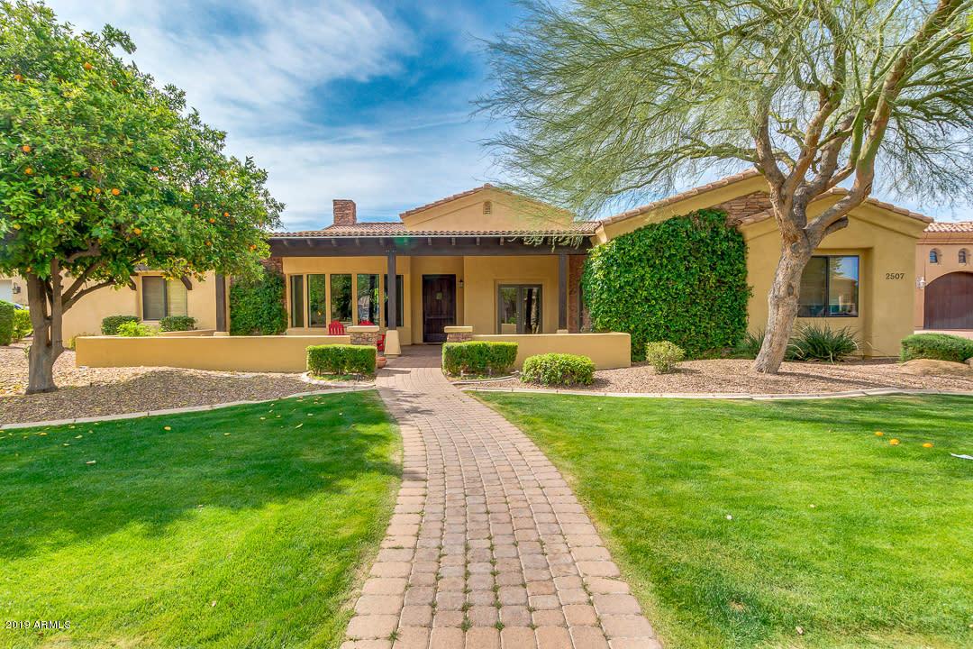 Photo of 2507 E MINTON Street, Mesa, AZ 85213
