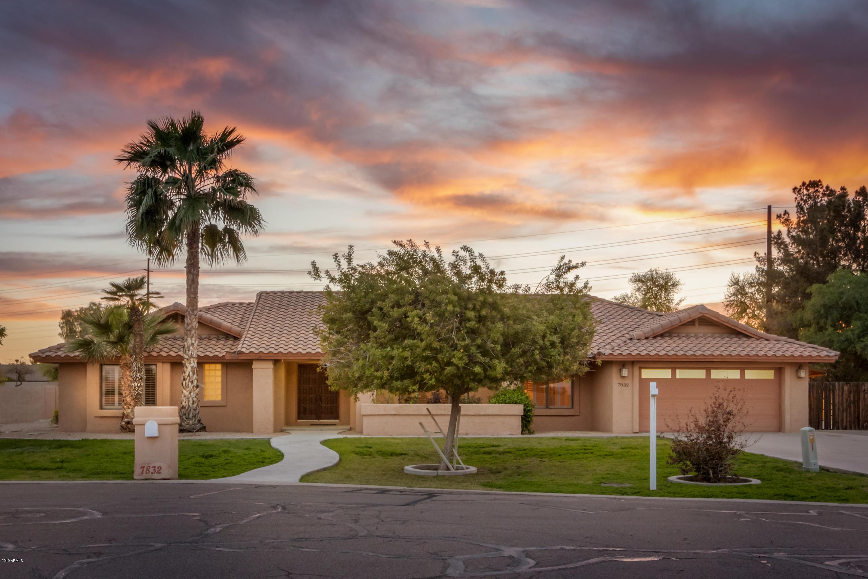 Photo of 7832 S MAPLE Avenue, Tempe, AZ 85284