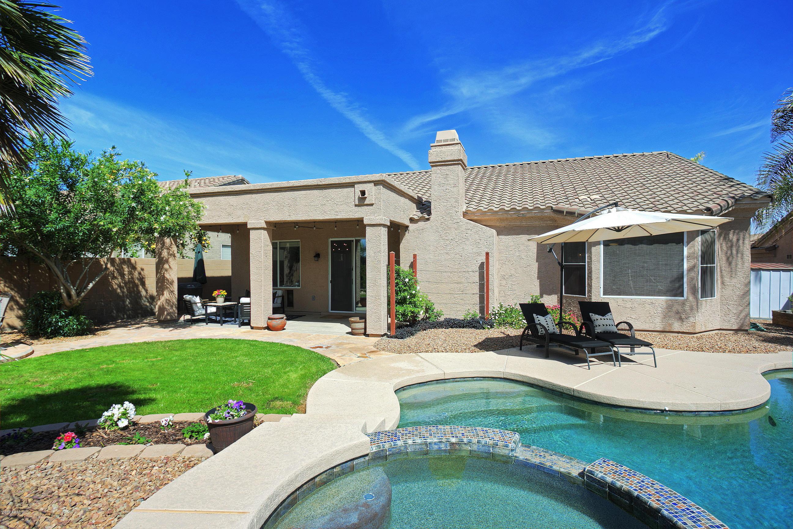 MLS 5909582 895 W Aloe Place, Chandler, AZ 85248 Chandler AZ Ocotillo