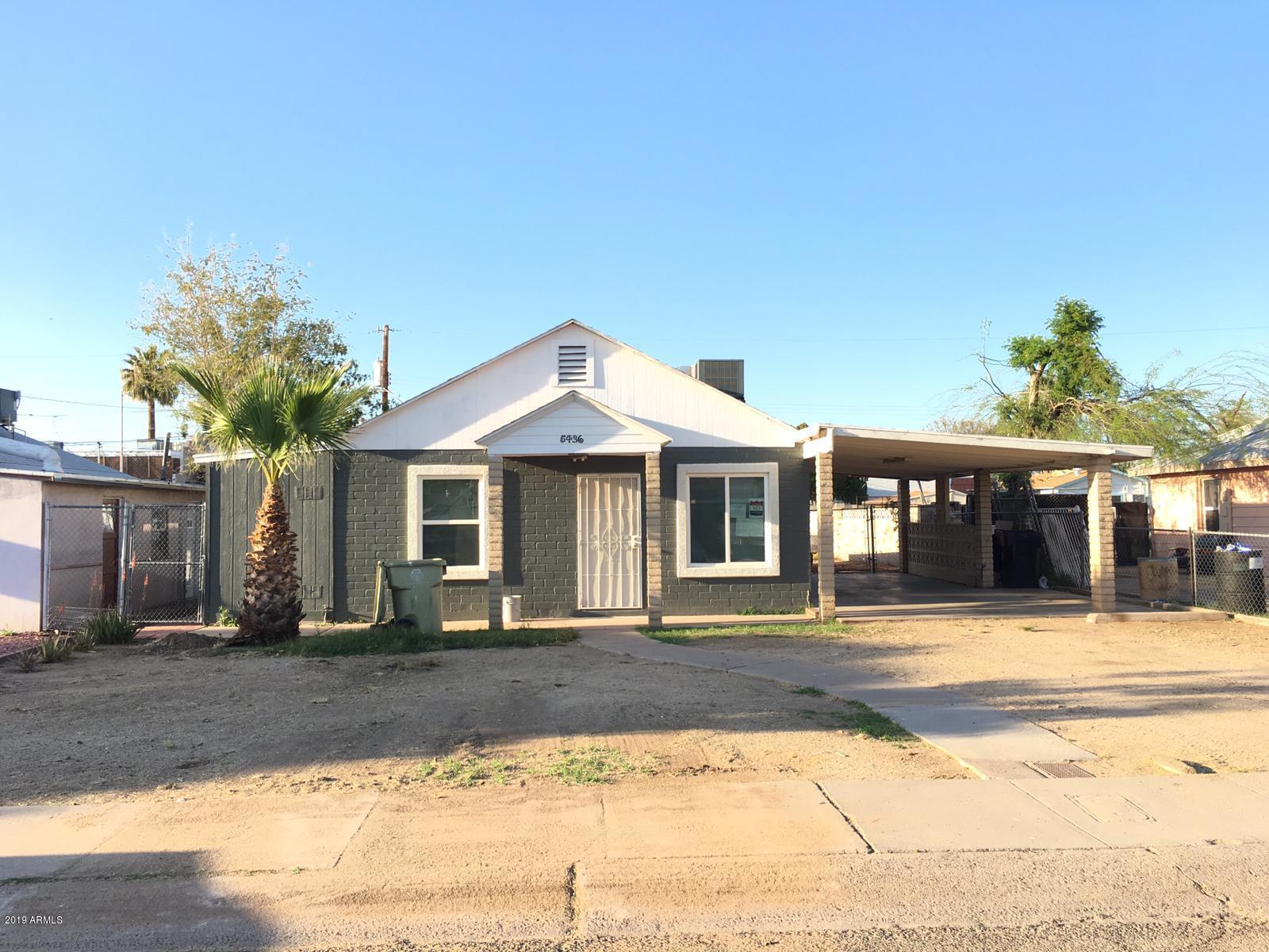 Photo of 5436 W GARDENIA Avenue, Glendale, AZ 85301