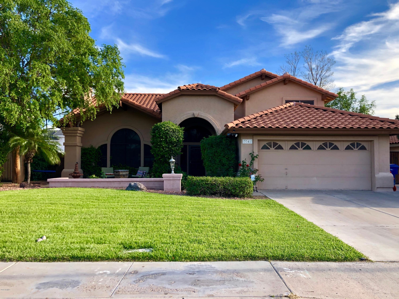 Photo of 3741 E DOVER Street, Mesa, AZ 85205