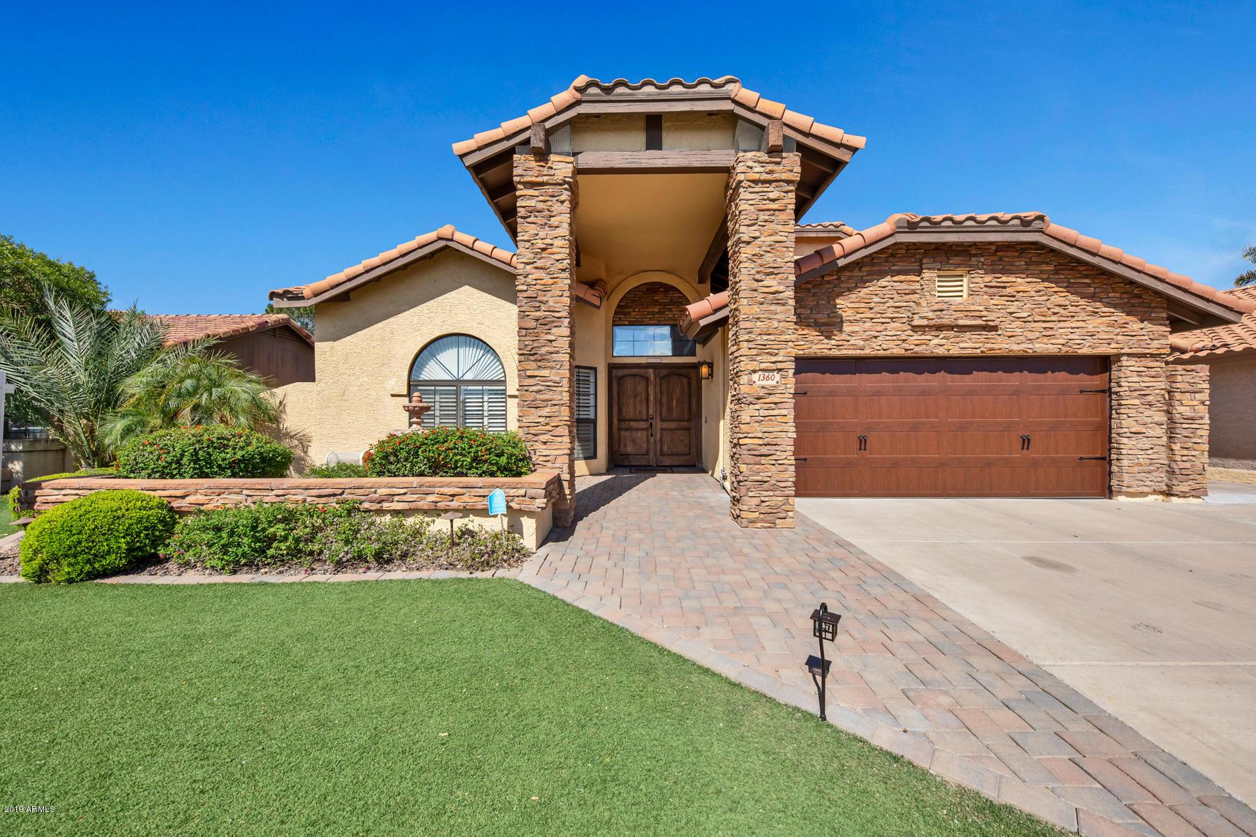 Photo of 1360 N AMBROSIA --, Mesa, AZ 85205