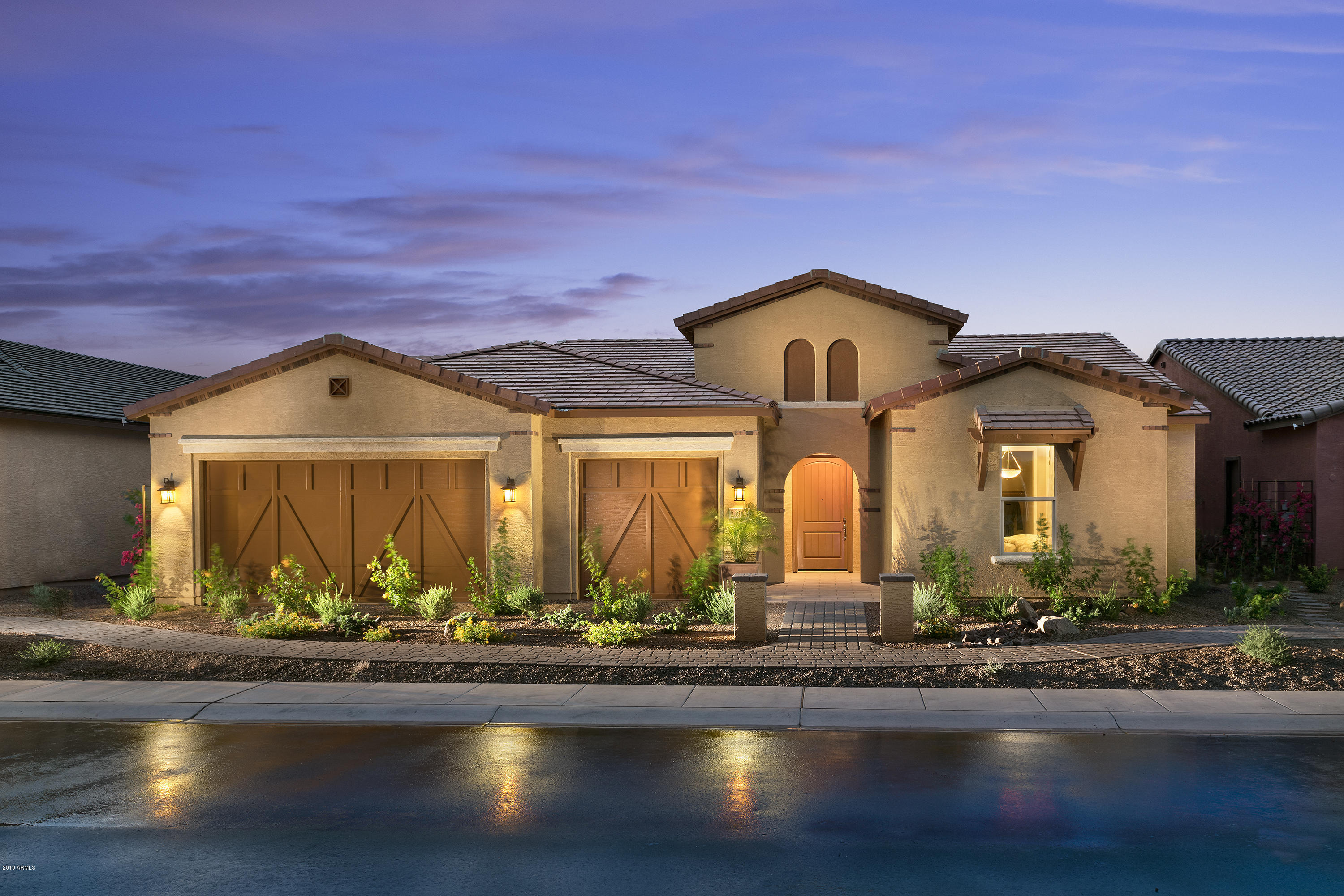 Photo of 21188 N FESTIVAL Lane, Maricopa, AZ 85138