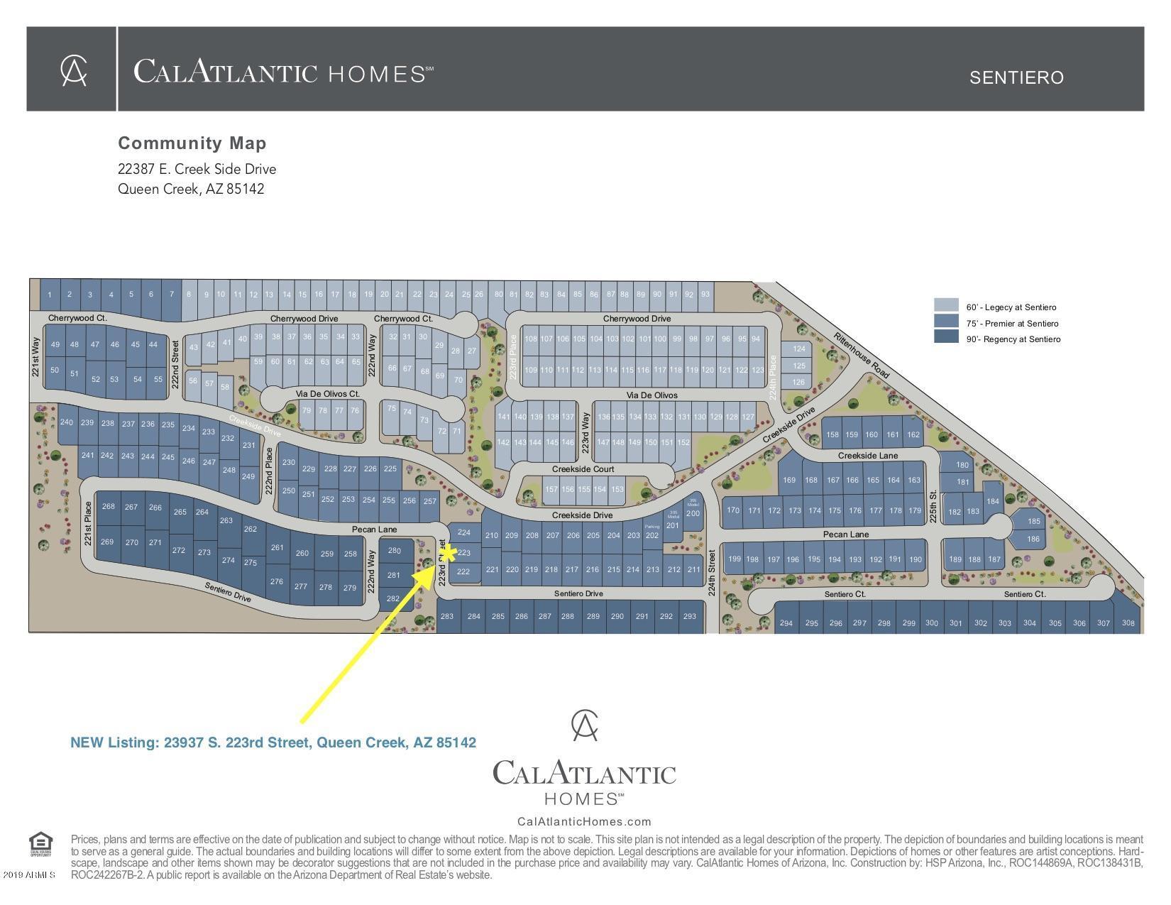 MLS 5905405 23937 S 223RD Street, Queen Creek, AZ 85142 Queen Creek AZ Manufactured Mobile Home